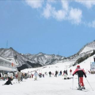 胎内スキー場1