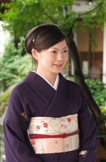 白玉の湯泉慶 若女将 穴澤 恵子